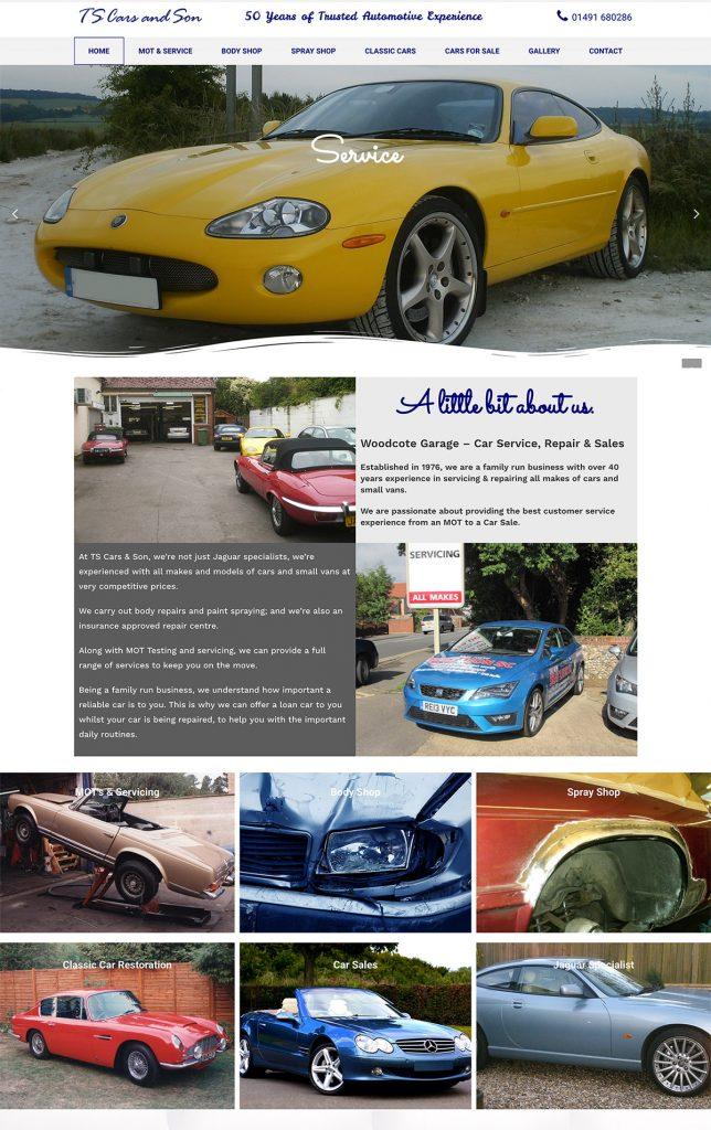 website for garages