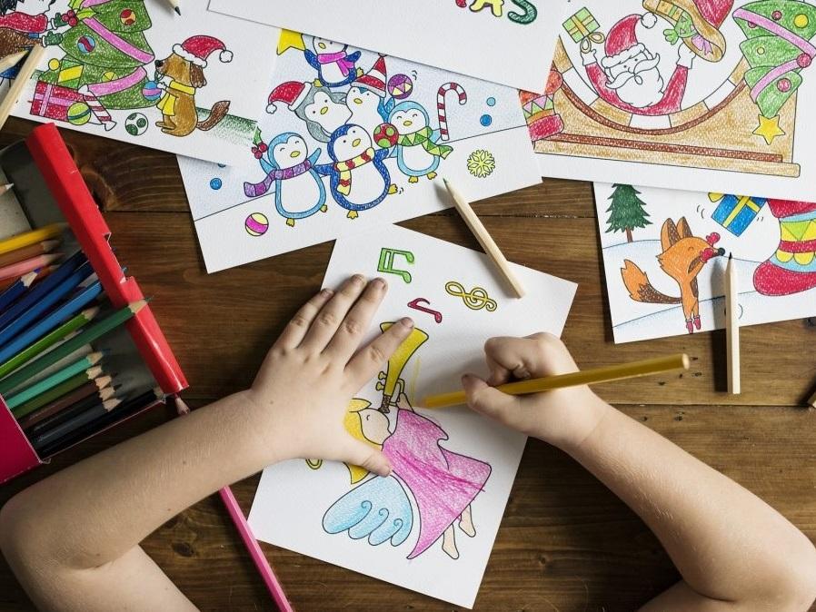 Childrens nursery web site