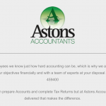 Astons Accountants