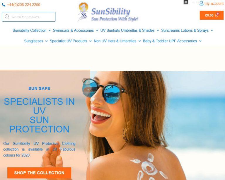 Retail clothing website designers